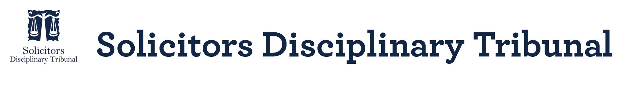 Solicitor's Disciplinary Tribunal